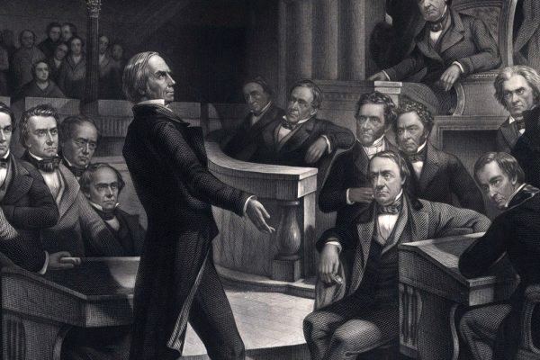 Henry Clay in Compromise of 1850